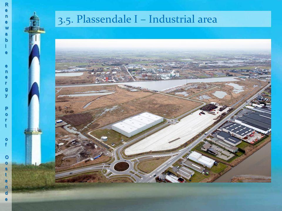 3.5. Plassendale I – Industrial area