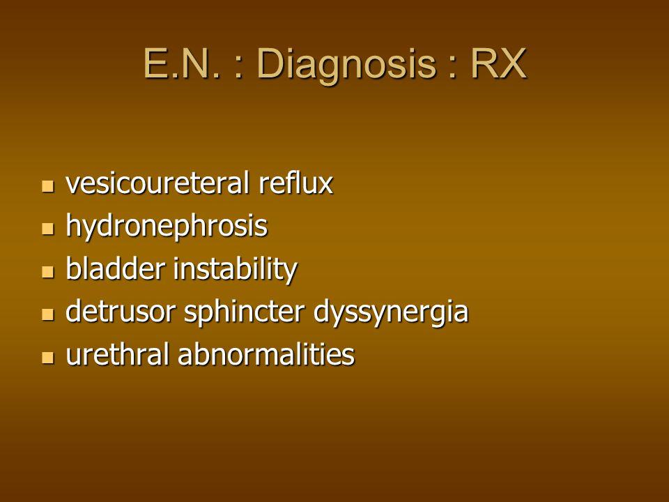BEHANDELING VAN ENURESIS 2 grote groepen : 1. Gedragstherapie 2. Medicamenteuze therapie