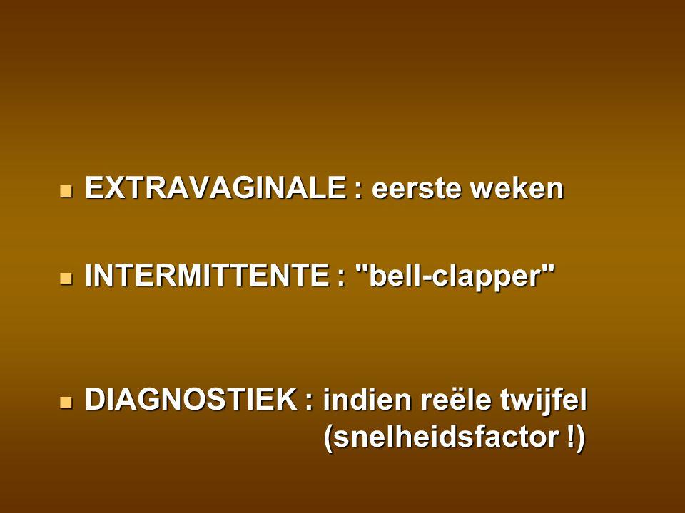 urine : pyurie urine : pyurie echo scrotum (kleurendoppler) echo scrotum (kleurendoppler) isotopenscan isotopenscan -itis :- echo nieren (ectop.ureter + hydronef.) - obstructie lagere tractus uitsluiten -itis :- echo nieren (ectop.ureter + hydronef.) - obstructie lagere tractus uitsluiten
