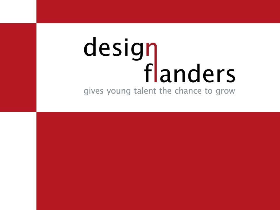 2 Introducing Design Flanders Johan Valcke