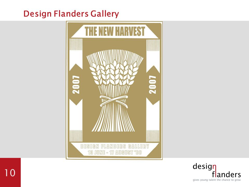 10 Design Flanders Gallery