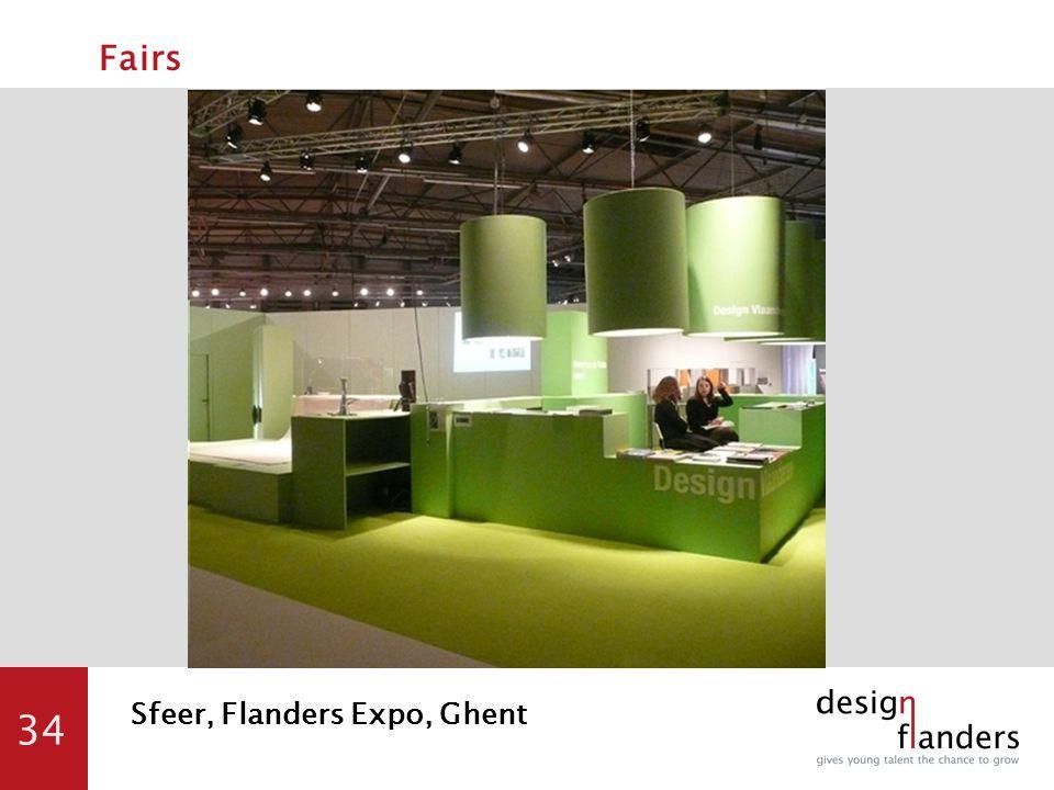 34 Fairs Sfeer, Flanders Expo, Ghent