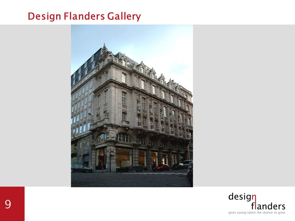50 Belgian Design Forum