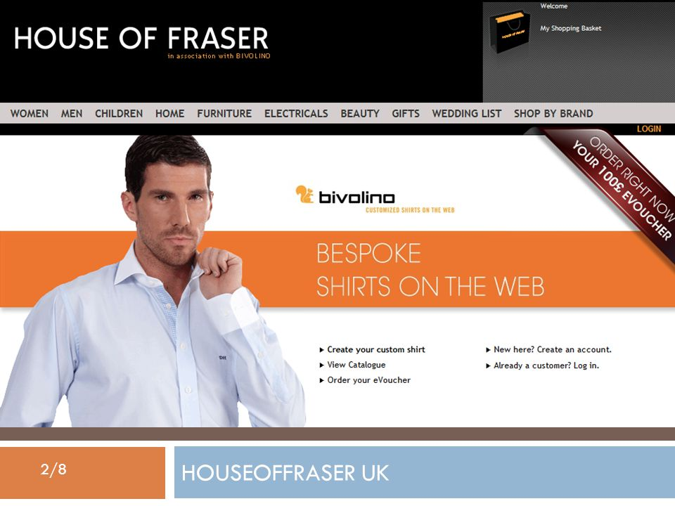 HOUSEOFFRASER UK 2/8