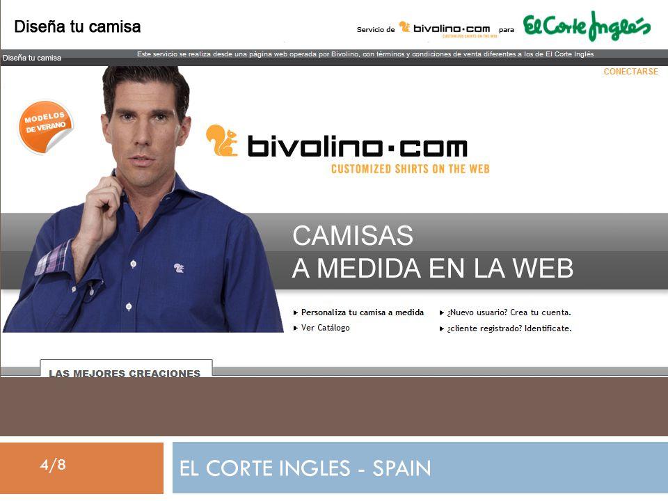 EL CORTE INGLES - SPAIN 4/8