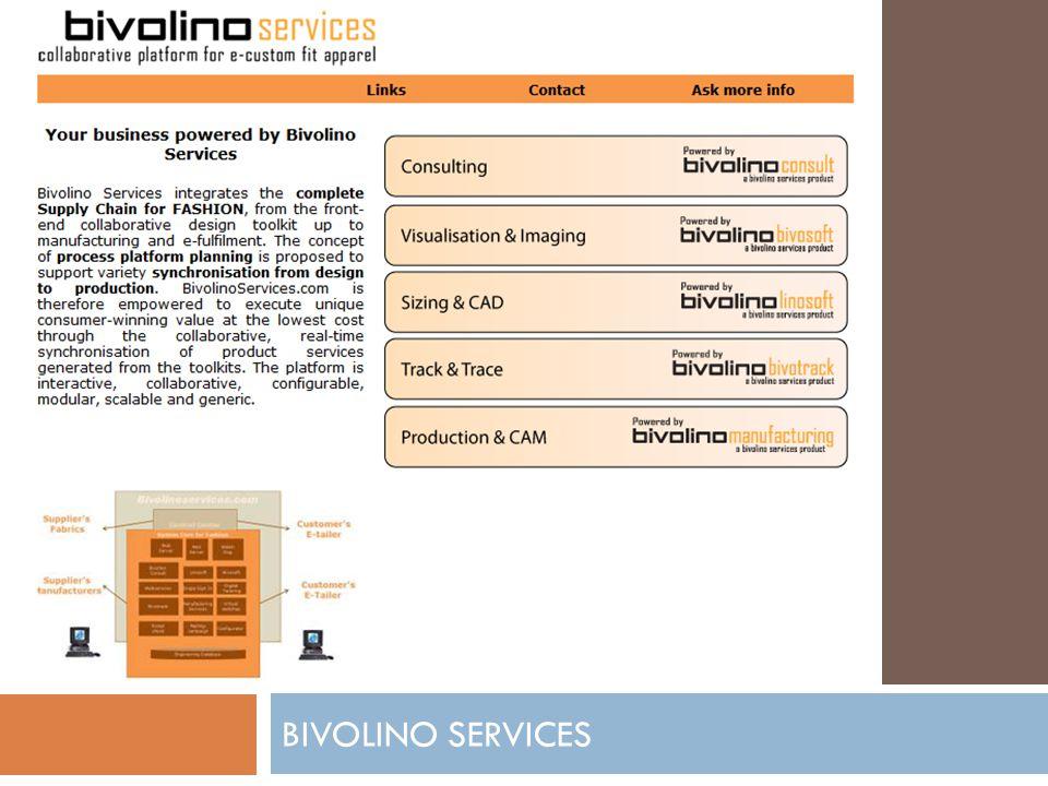 BIVOLINO SERVICES