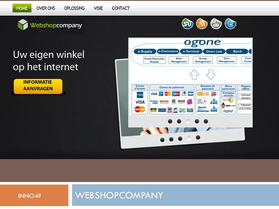 WEBSHOPCOMPANY INNO4?