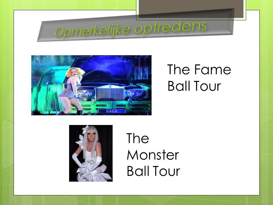 The Fame Ball Tour The Monster Ball Tour