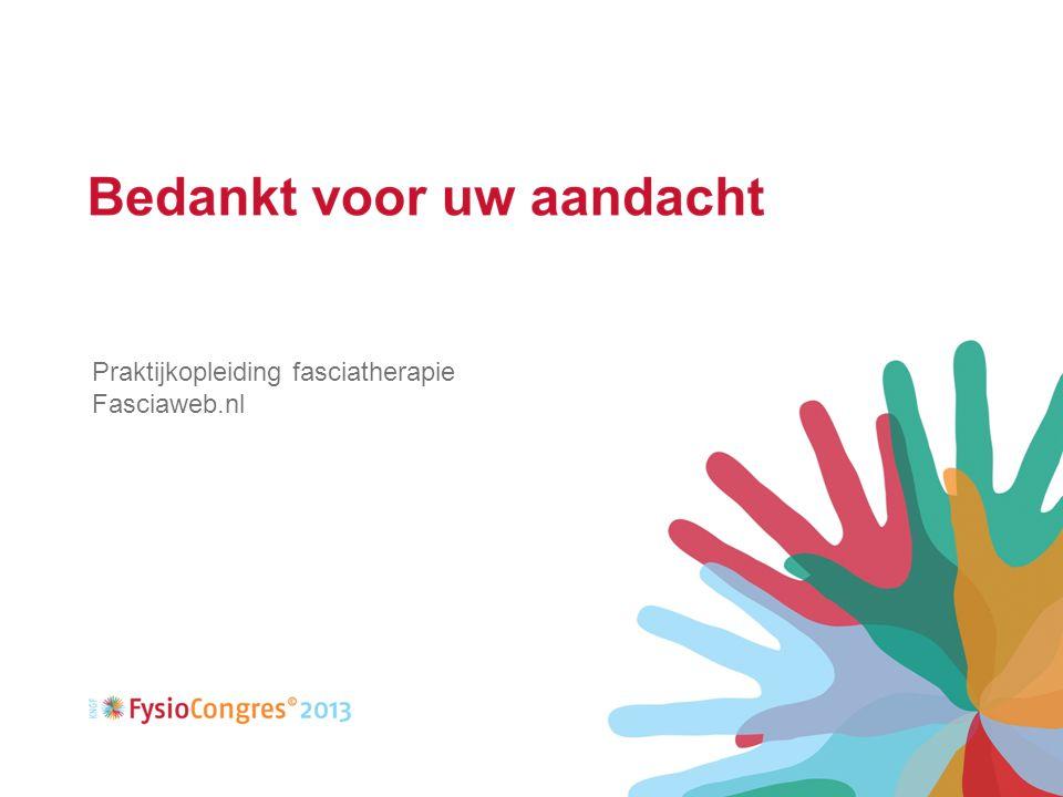 Praktijkopleiding fasciatherapie Fasciaweb.nl