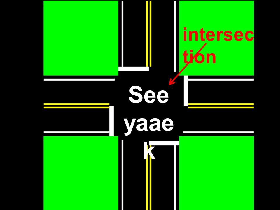 See yaae k intersec tion