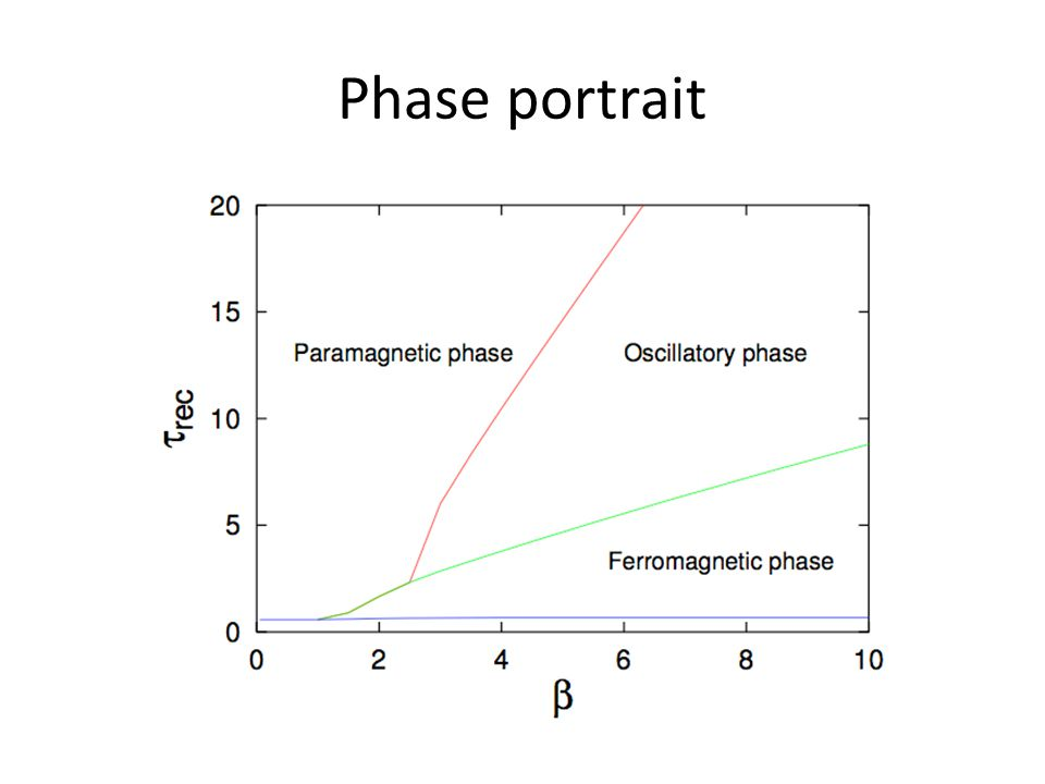 Phase portrait