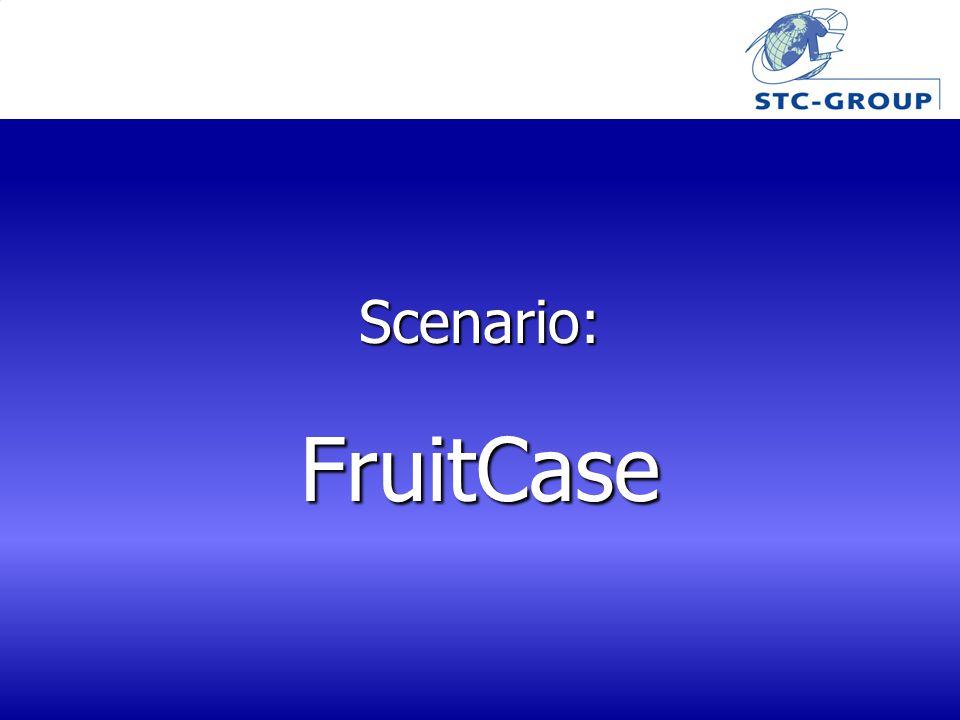 Scenario: FruitCase