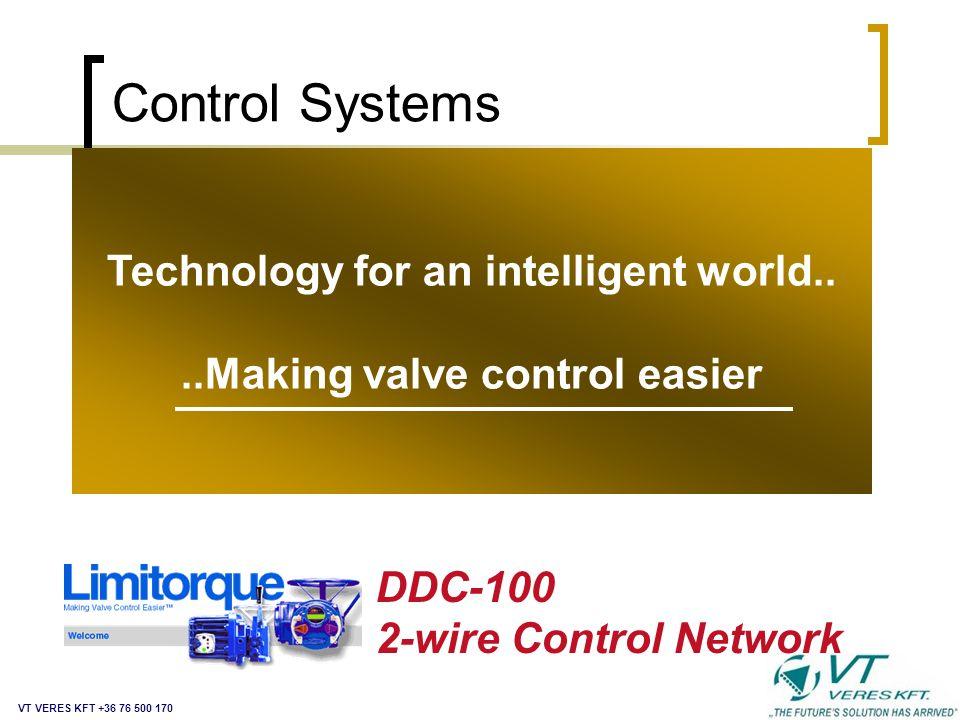 UPS, Modulating valves with controls