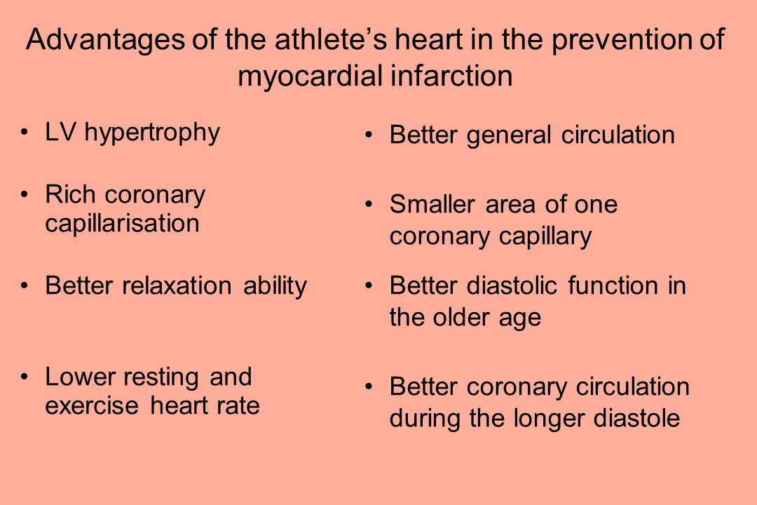 Risk factors of the myocardial infarction Overload Smoking Obesity High cholesterole level Nervousness, anxiety Sedentary way of life