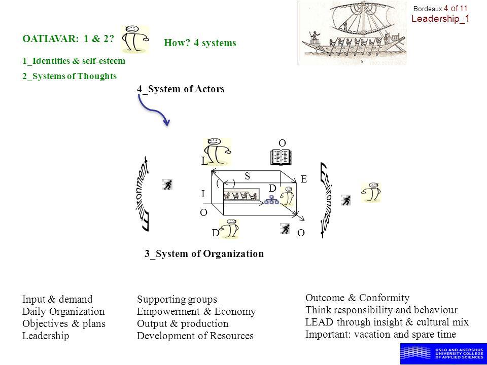 How.4 systems How and why Oatava_1. OATIAVAR: 1 & 2.