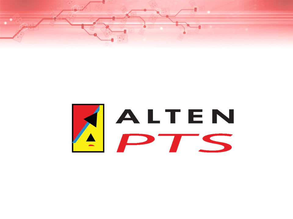 Feb 20092 Alten Group Started in France in 1988 Currently more than 11.000 people Presence in 10 countries Active in The Netherlands since 2002