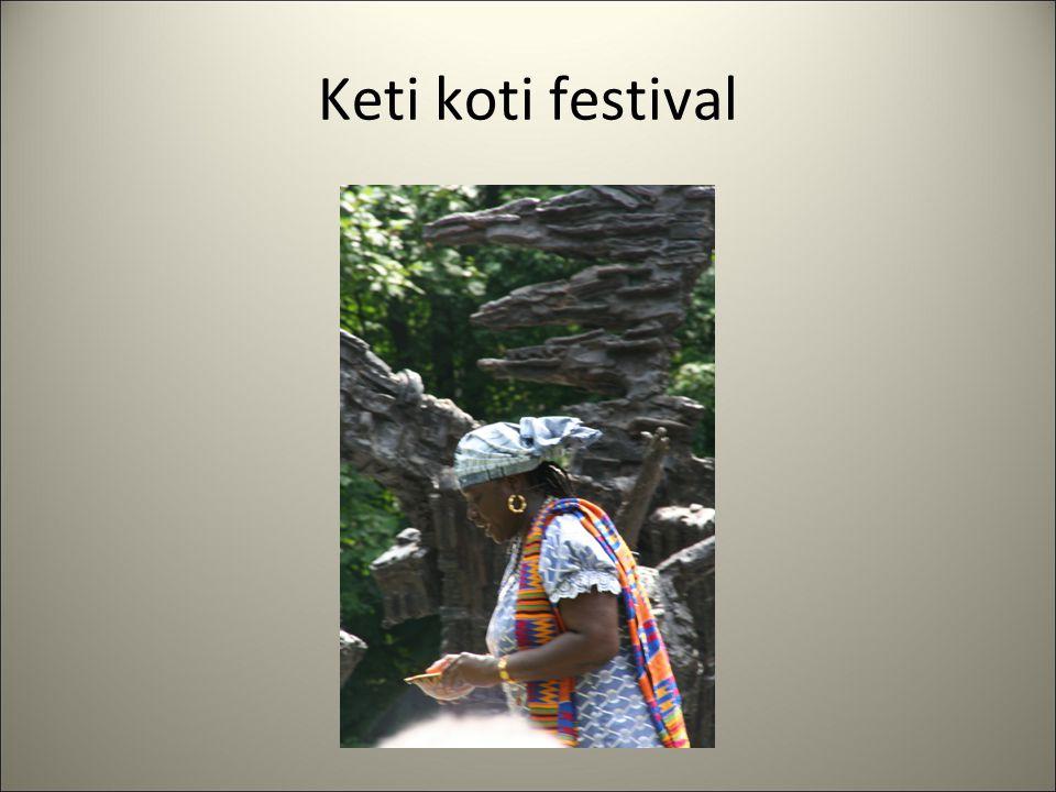 Keti koti festival