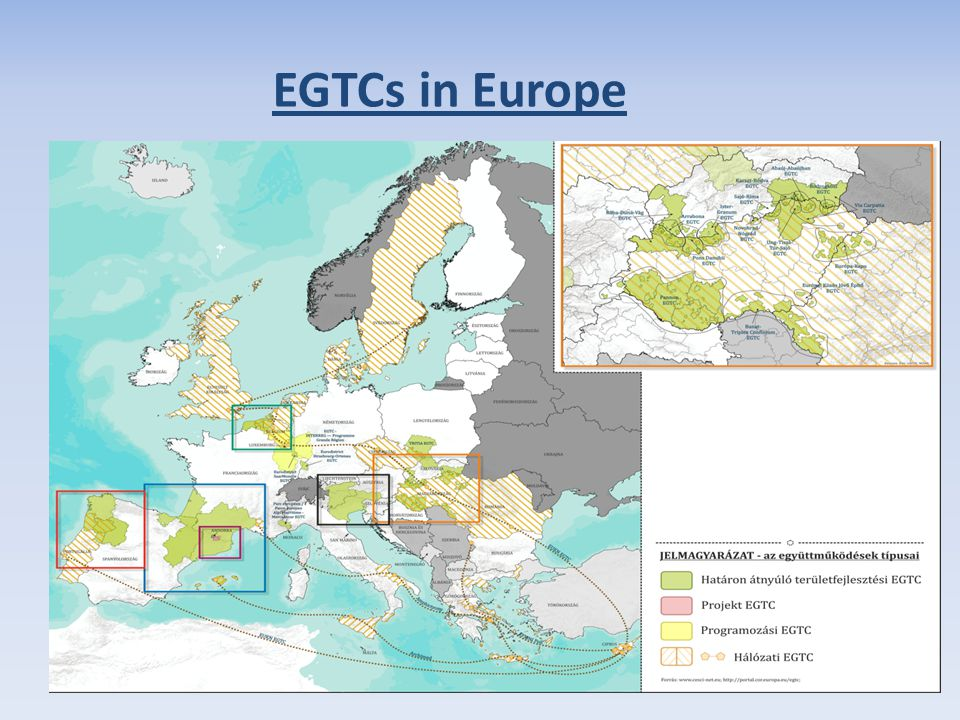 EGTCs in Hungary