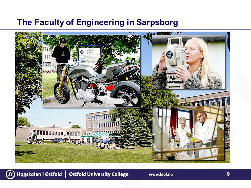 9 The Faculty of Engineering in Sarpsborg