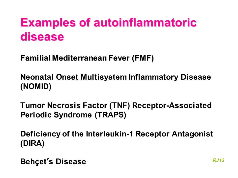 - Difficult to eliminate the antigen - Sustained immuneresponse Result - chronic inflammation Adaptive immune response – endogenous antigen RJ13