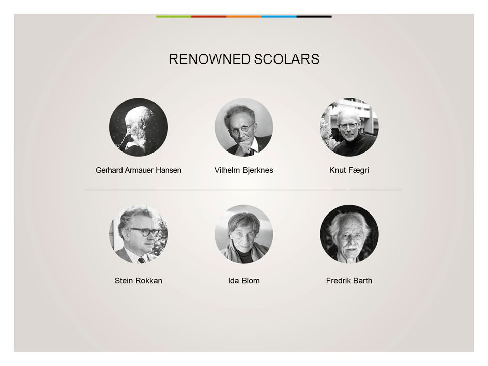 RENOWNED SCOLARS
