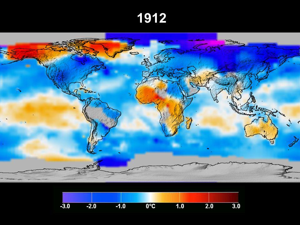 Helge Drange Geofysisk institutt Universitetet i Bergen Church et al (2011) Change in heat (10 22 J) Change in heat content of ocean & land+atm+ice