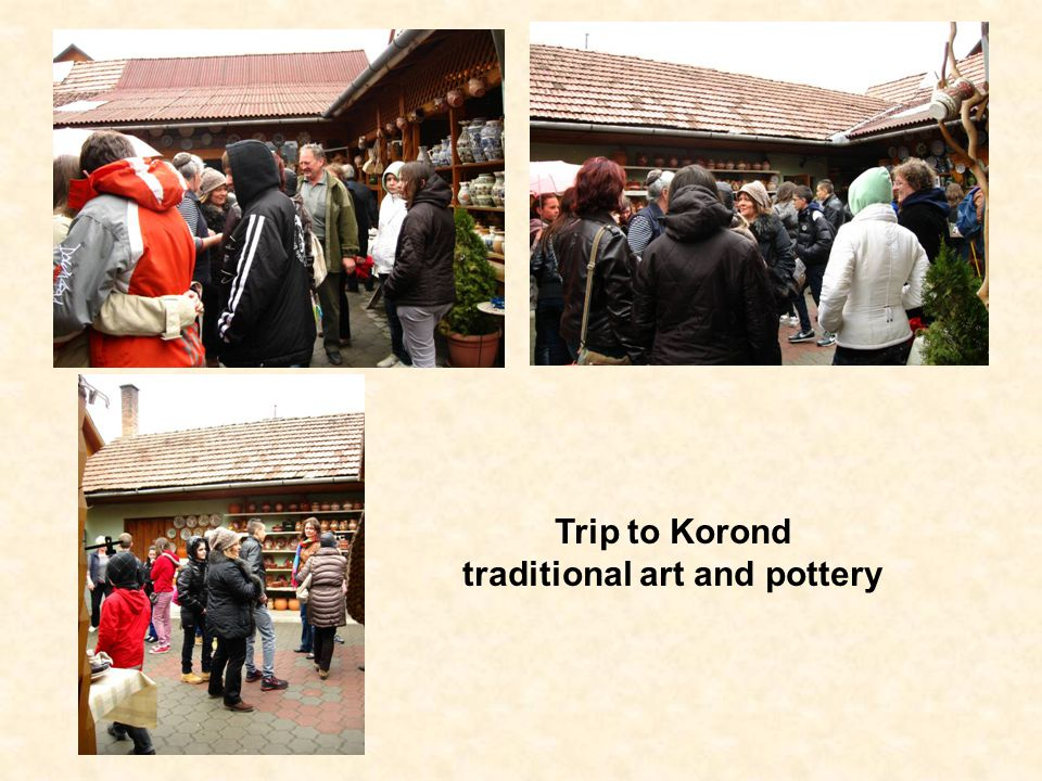 Trip to Korond traditional art and pottery