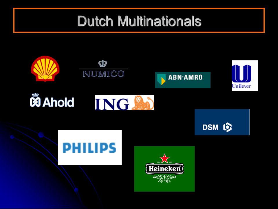 Dutch Multinationals