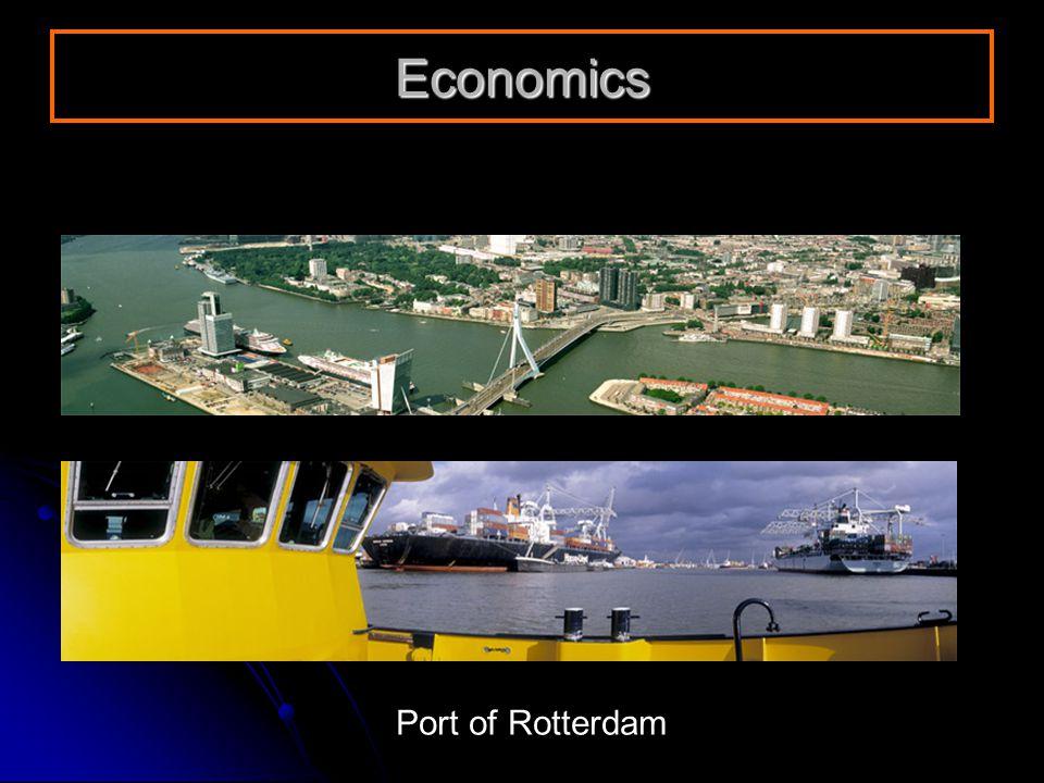 Economics Port of Rotterdam