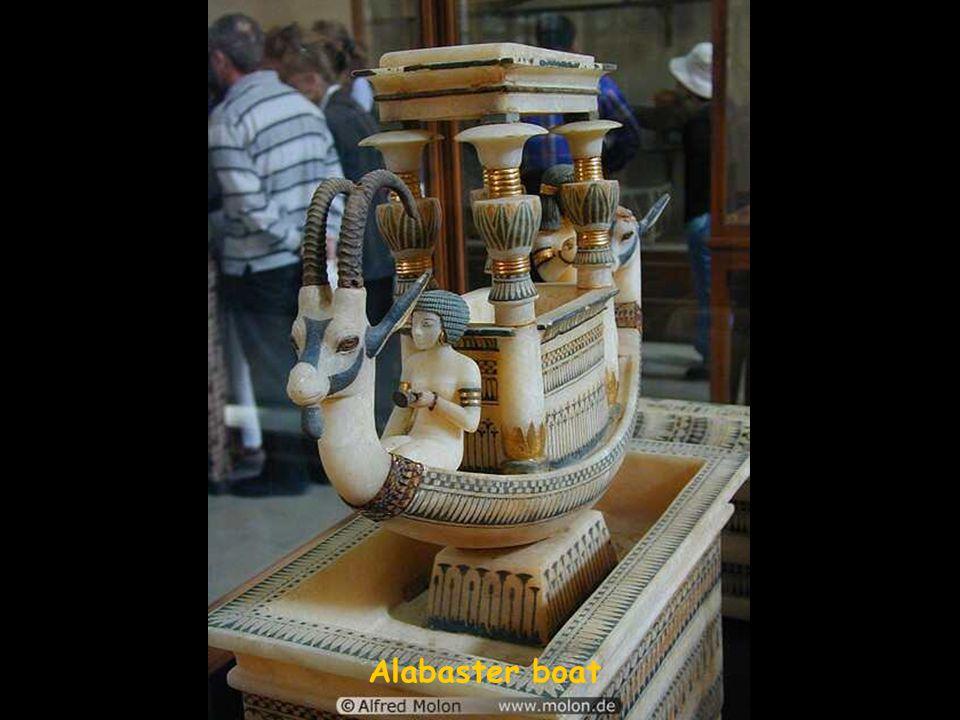 Alabaster boat