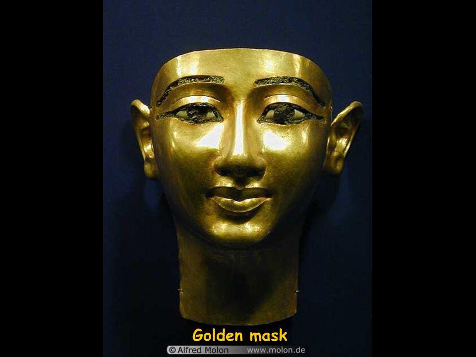 Gold pectoral