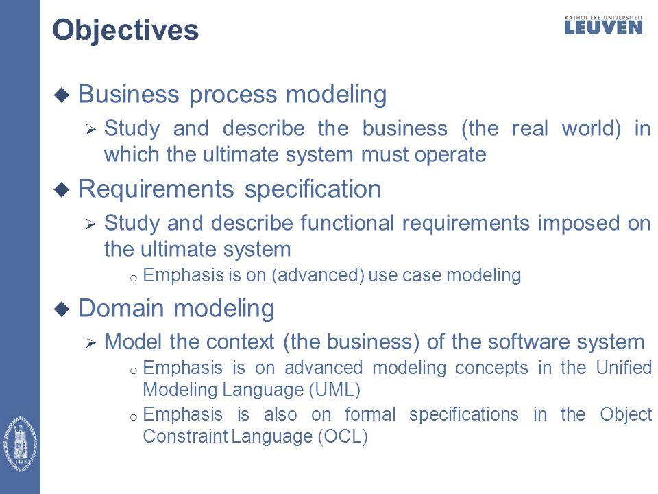 Teaching Staff  Academic [K.U.Leuven]  Eric Steegmans  Industrial [ACA IT-Solutions]  Kurt Hardy  Stijn Van Den Enden