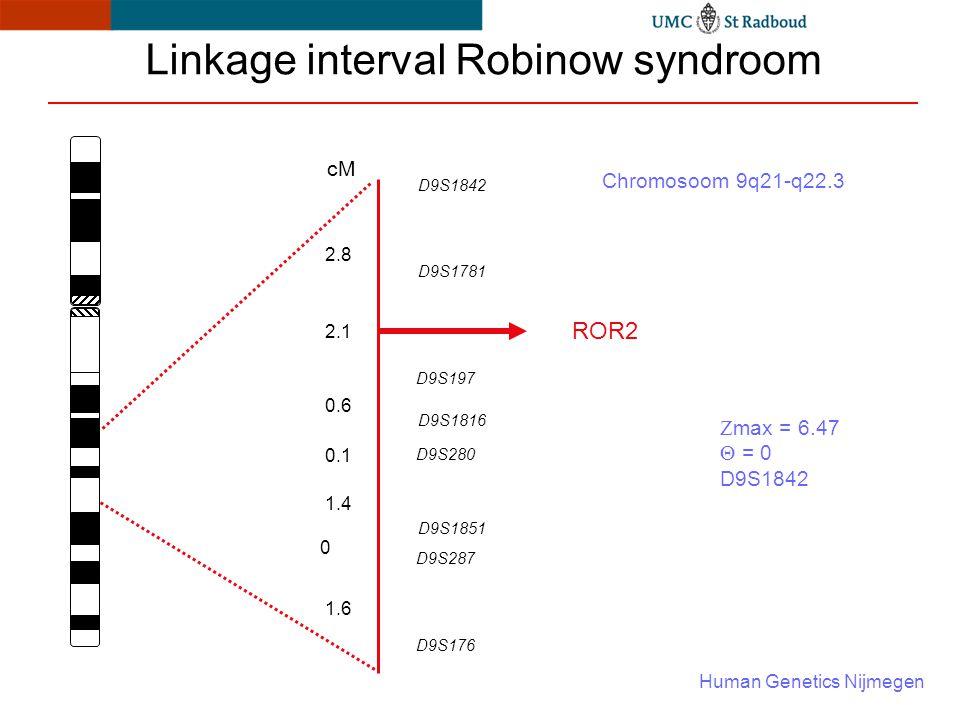 Patient 1 Genomic profile obtained 250K SNP array Log 2 Patient/Control