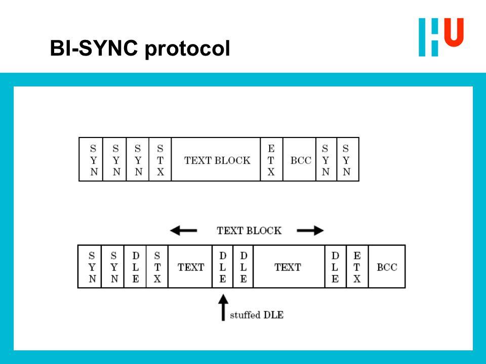 BI-SYNC protocol