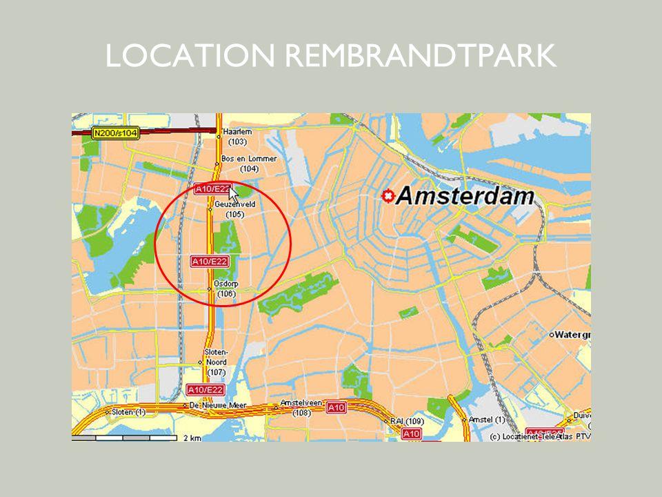 BEWONERSPARTICIPATIE - 2 e avond LOCATION REMBRANDTPARK