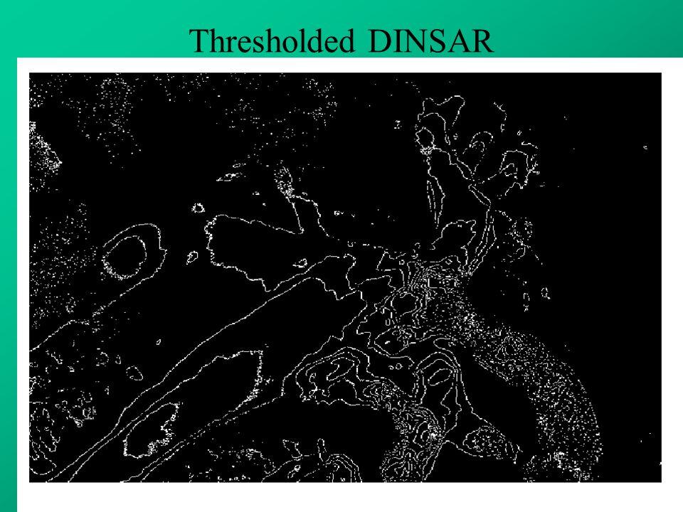 Vectorized DINSAR