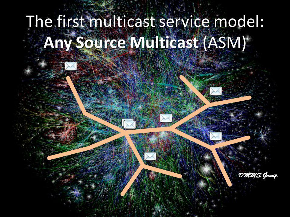 Did IP Multicast fail?