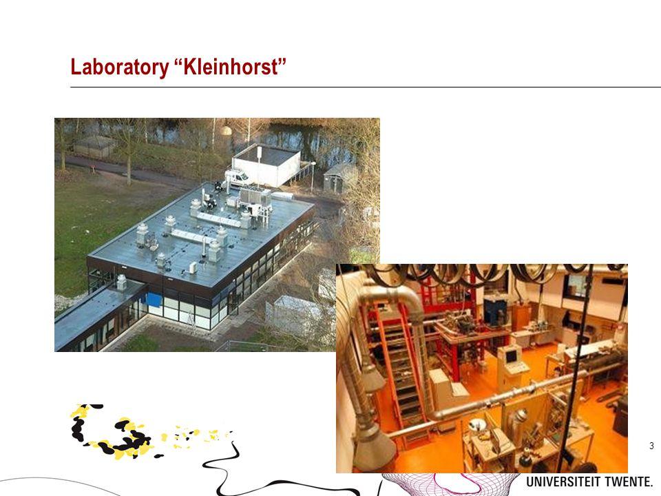 "3 Laboratory ""Kleinhorst"""