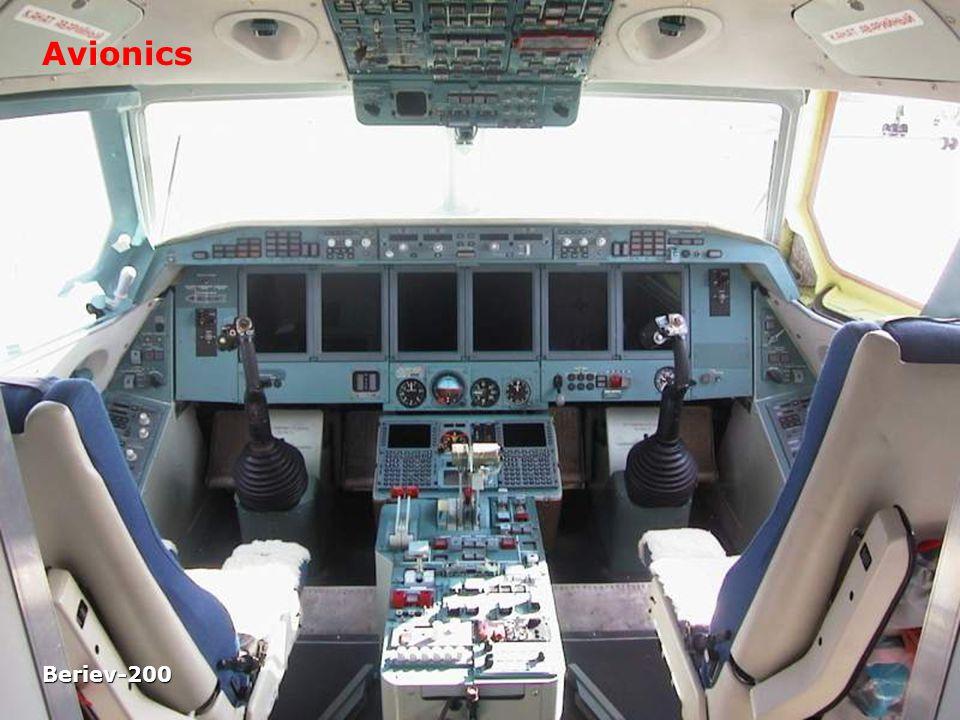 Beriev-200 Avionics