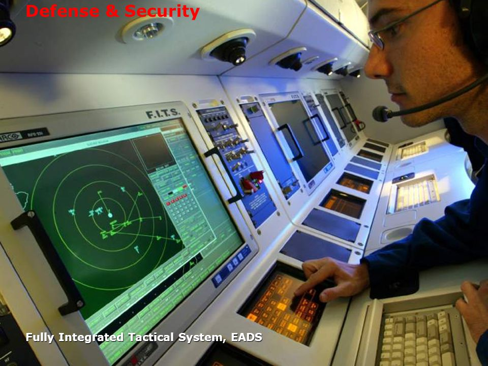 Fully Integrated Tactical System, EADS Defense & Security