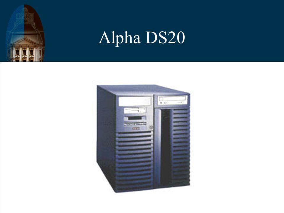 Alpha DS20