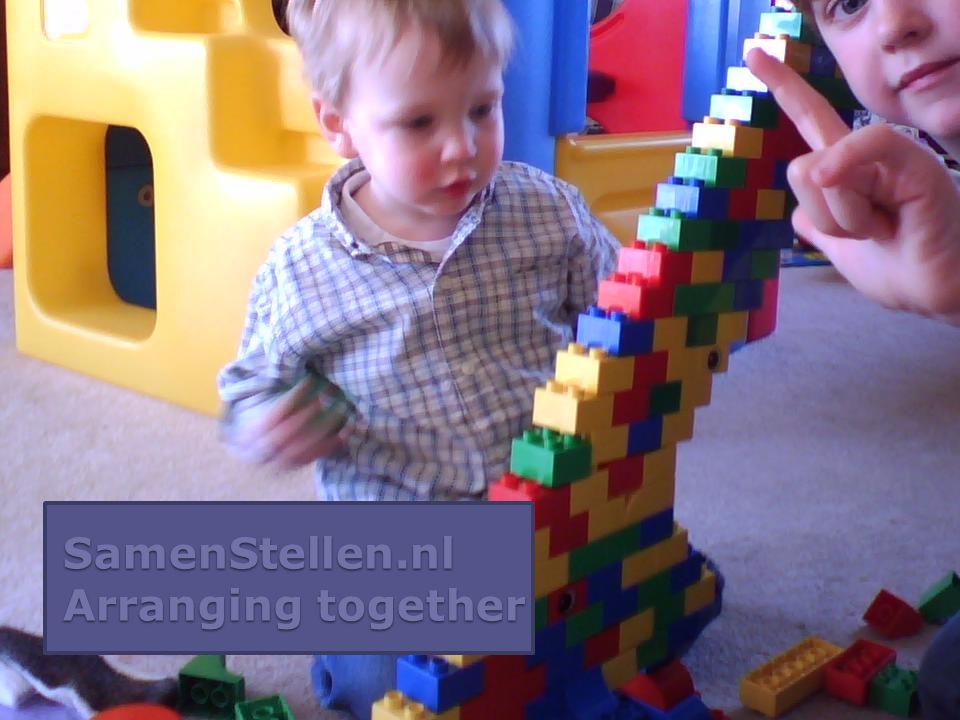 SamenStellen.nl Arranging together