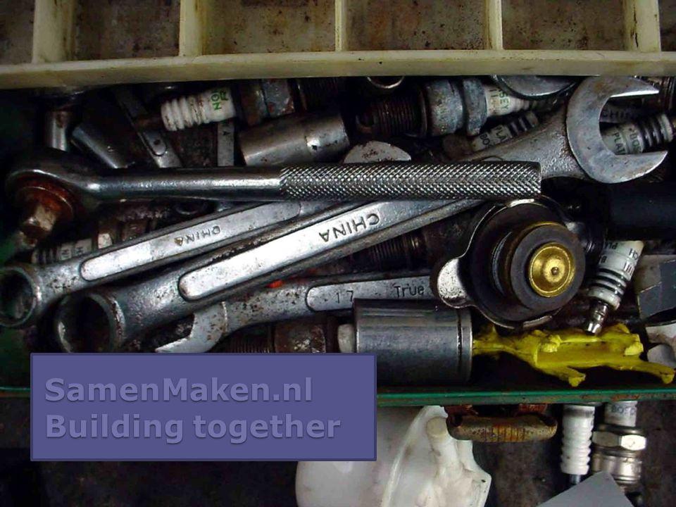 SamenMaken.nl Building together