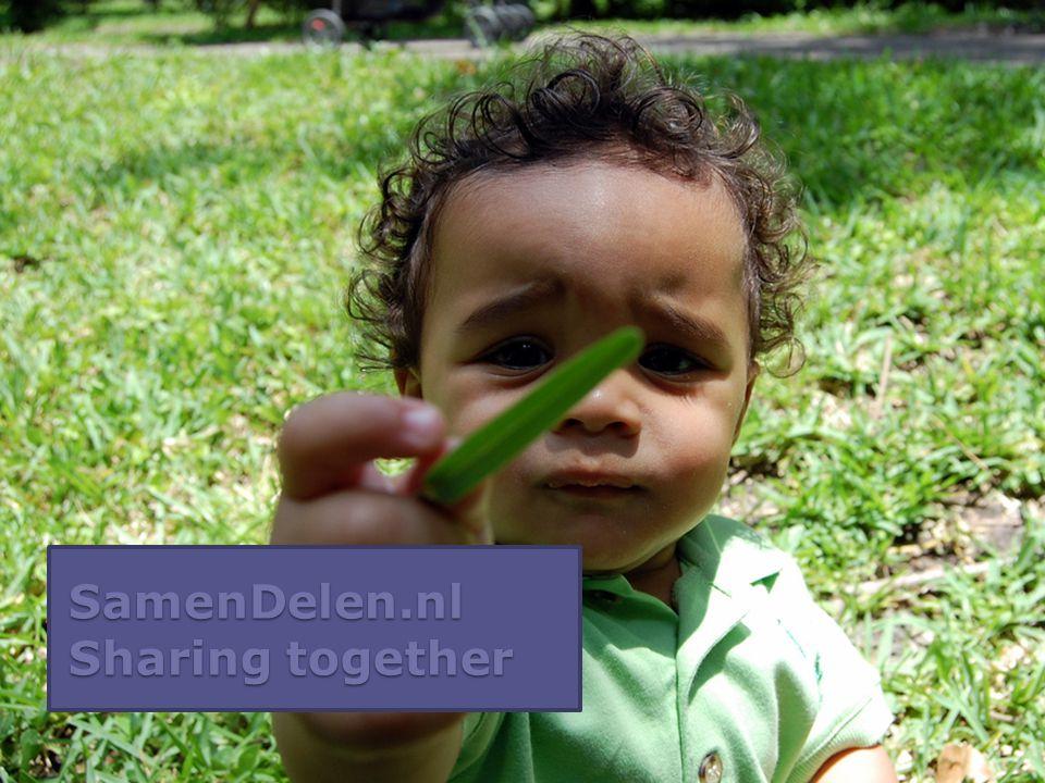 SamenDelen.nl Sharing together