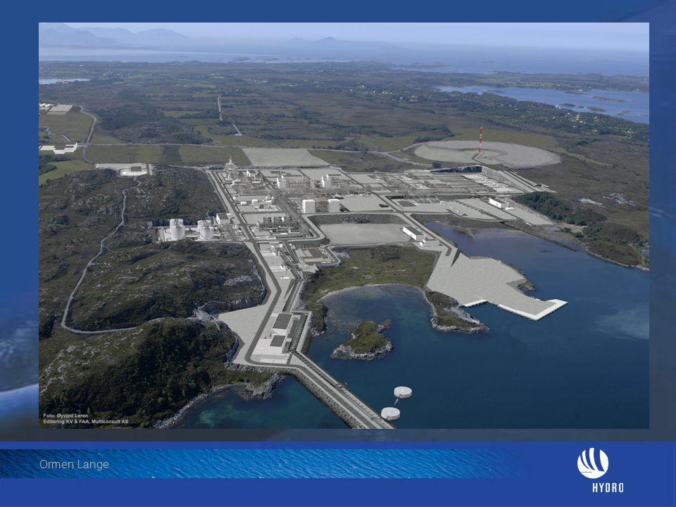 Date: 2004-01-23 Page: 3 Hydro Oil & Energy Ormen Lange Perspektiv