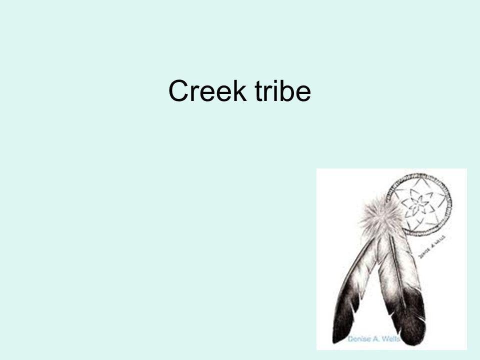 Creek tribe