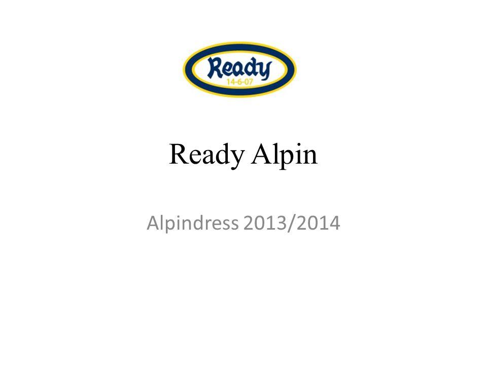Ready Alpin Alpindress 2013/2014