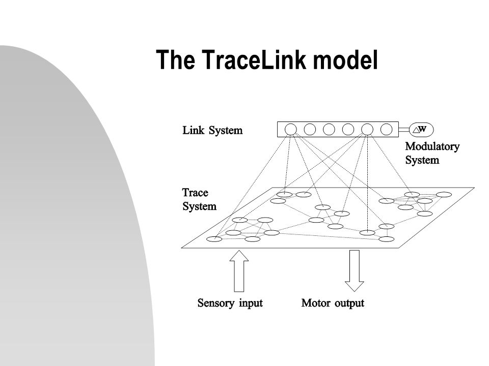 The TraceLink model