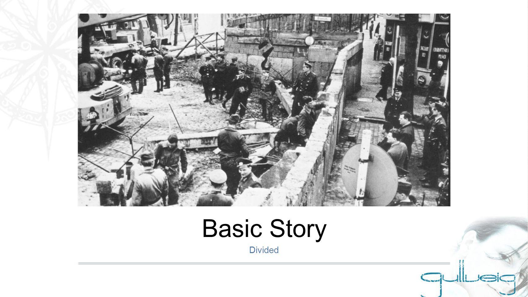 Basic Story Divided