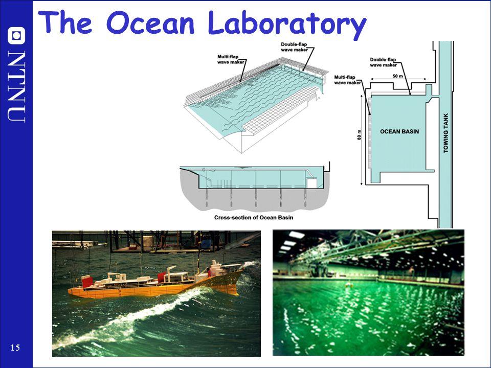 15 The Ocean Laboratory